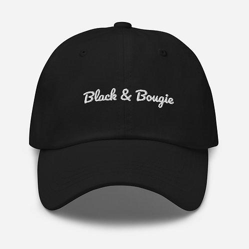 Black & Bougie Hat