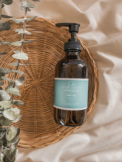 Pure Relaxation Body Oil