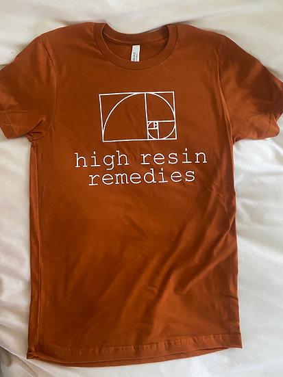 High Resin Remedies Shirt