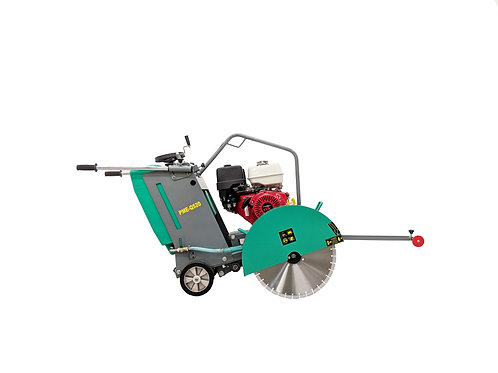 Q520 Honda 13 HP Semi-Automatic Concrete Asphalt Floor Saw
