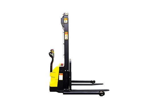 ESC10M33 - Electric Wide Leg Stacker 1000 kg (2204 lbs) + 130'' Capacity
