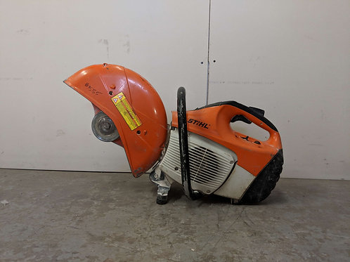 Stihl TS410 12 Inch Concrete Saw Fully Rebuilt