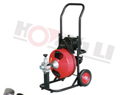D100C - 100 Foot Power Feed Drain Cleaner