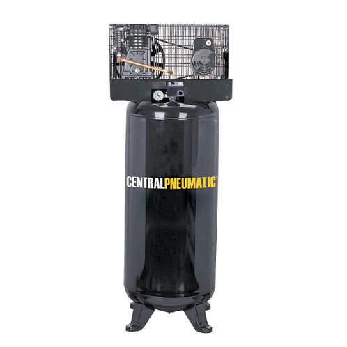 AC60 - 227 Liter 5 hp 165 Psi 2 Stage Air Compressor