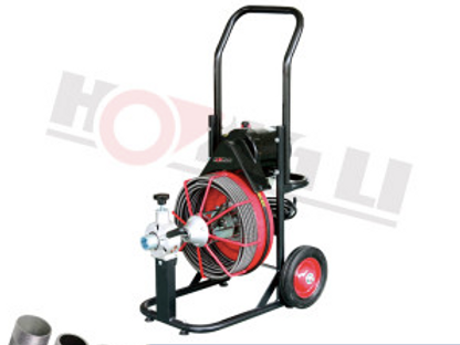 D-330ZK - 75 Foot Power Feed Drain Cleaner