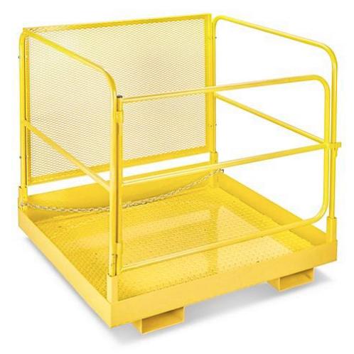 FC48 - Forklift Aerial Platform 600 kg (1320 lbs) Load Capacity