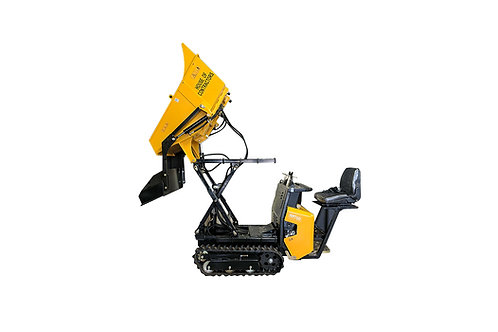 MMT60 Honda 13 HP Hydraulic High Tip Track Loader 800 kg (1763 lb) Load Capacity