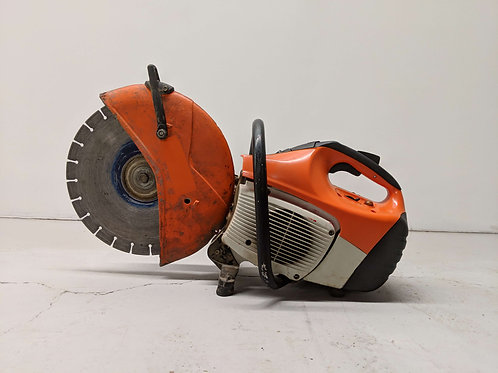 Stihl TS420 14 Inch Concrete Saw Fully Rebuilt