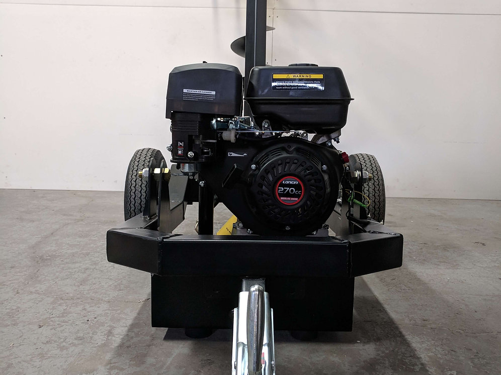 Atea Towable Hydraulic Auger Hoc Canada