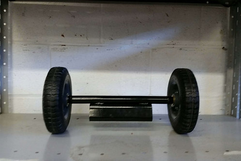 Jumping Jack Tamping Rammer Universal Wheel Kit
