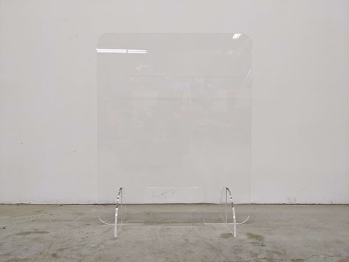 CPG Cashier Plexiglass Divider