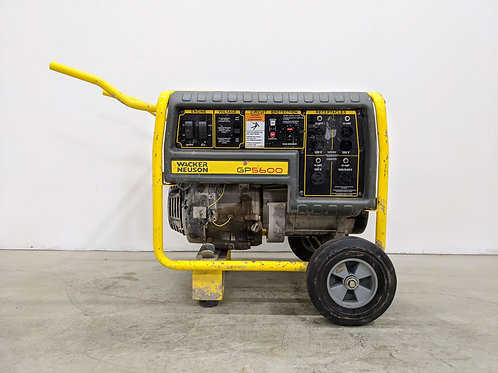 Wacker Neuson GP5600 Generator