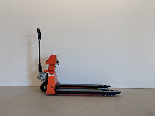 PTS25 - Wide Leg Pallet Truck Scale 2500 kg (5511 lbs) Capacity