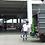 Thumbnail: CDD05Z - Self Lifting Portable Pallet / Freight Loader 1100 lb + 51 '' Capacity