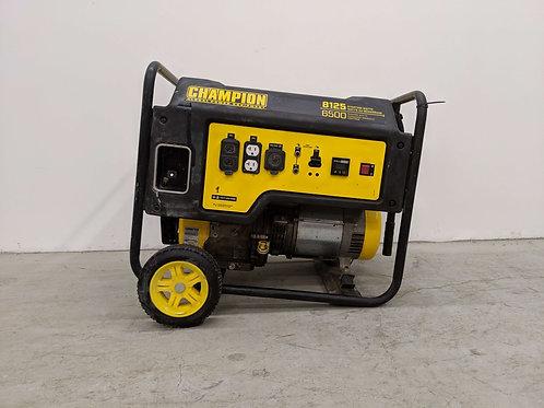 Champion 6500 Watt Generator
