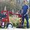 Thumbnail: HYD-NTV11H Little Beaver UN-Towable Hydraulic Auger