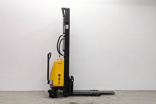 EMS1035TC - Semi Electric Thin Leg Stacker 1000 kg (2204 lbs) + 138'' Capacity