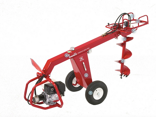 HYD-TB11H Towable Hydraulic Auger