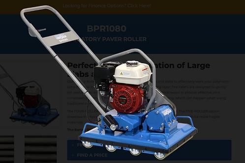 Bartell BPR1080 Vibratory Paver Roller