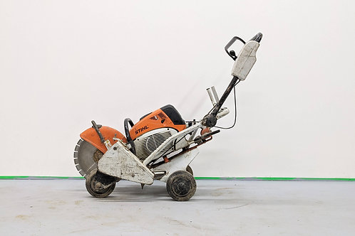 Stihl TS700 14 Inch Walk Behind Concrete Saw