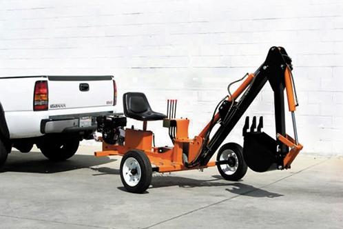 P301 Towable Excavator
