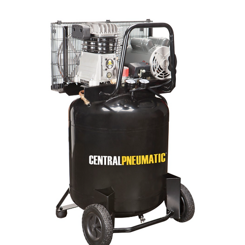 VAC110 - 110 Liter 2 hp 150 Psi Cast Iron Vertical Air Compressor