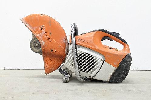 Stihl TS420 14 Inch Concrete Saw