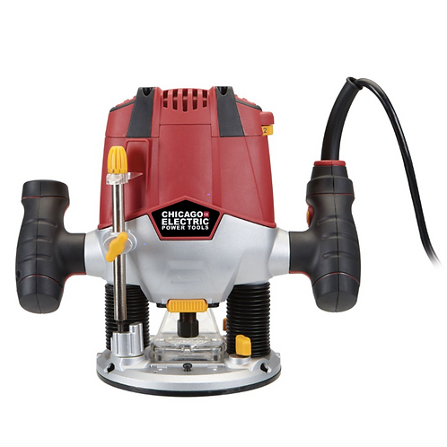 PR5 - 1.5 Hp Heavy Duty Plunge Router