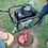 Thumbnail: 2 Man Earthquake Auger 6.5 Briggs Stratton Engine + 1 Free 8 Inch Bit