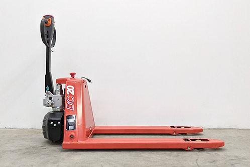 ELEP20AN Semi Electric Pallet Jack 2000 kg (4400 lbs) Capacity