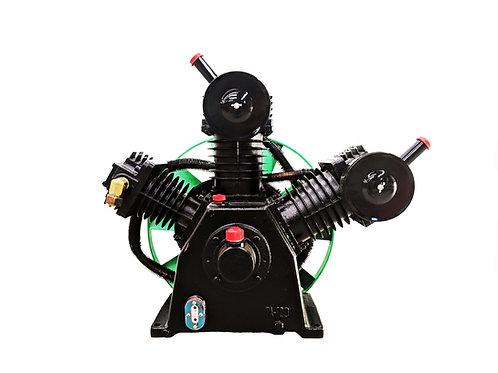 BM150 15 HP Air Compressor Pump 435 PSI