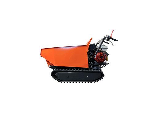 KTDM500C Honda 9 HP Hydraulic Tip Track Dumper 500 kg (1102 lb) Load Capacity