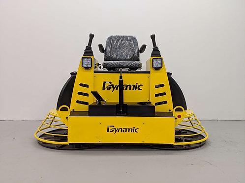 QUMH78 Honda GX690 36 Inch Hydraulic Ride On Power Trowel