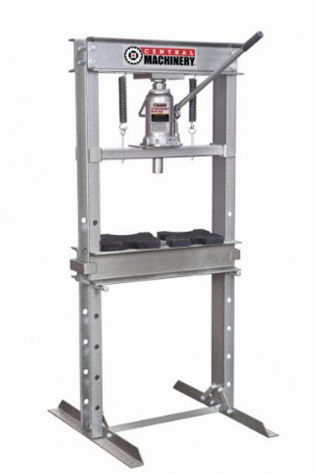 SP20 - 20 ton H-Frame Industrial Shop Press
