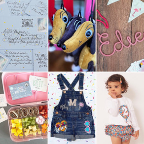 Children's Gifts - My Fave Small Businesses