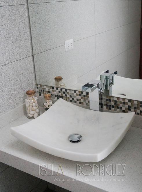 Baño de visita