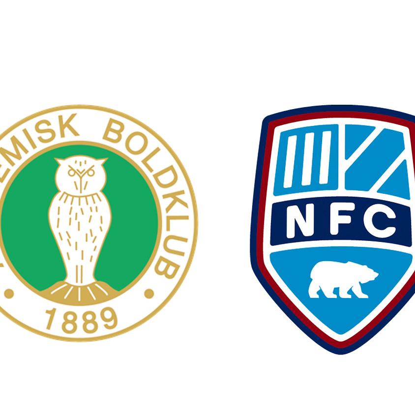 AB - Nykøbing FC