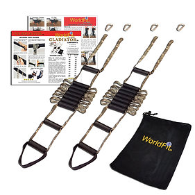 GLADIATOR Body Weight Ladder Trainer for Home or Pro Gyms