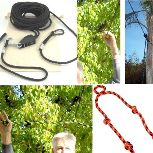 Balance Assist Helpline (for Slacklining), perfect to help master your Slackline