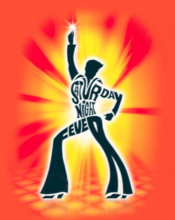 Saturday Night Fever Logo