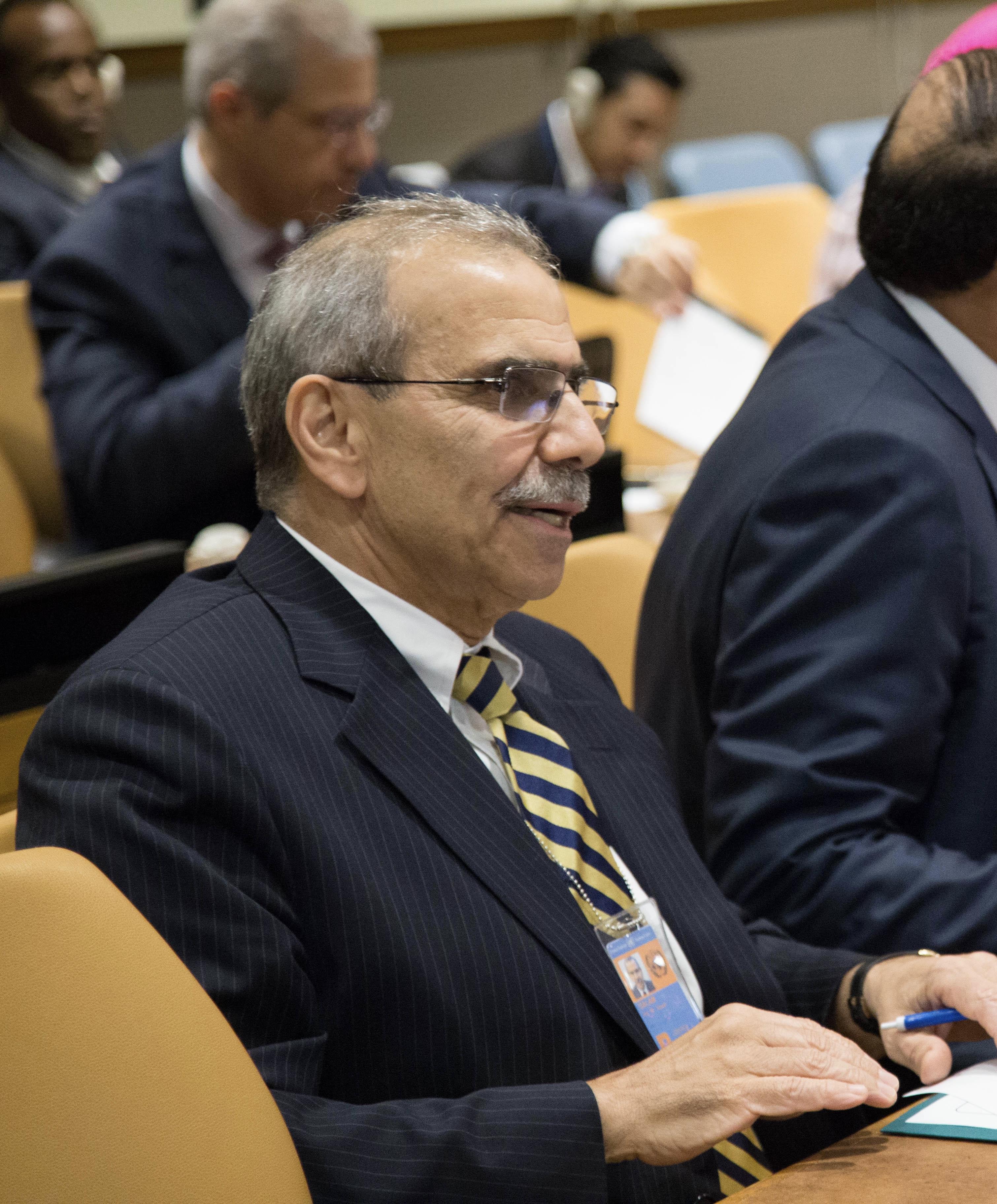 H.E. Nawaf Salam