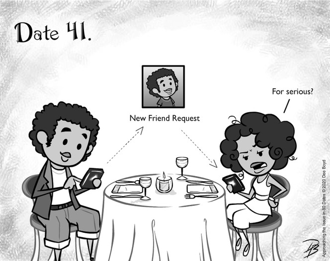 Date 41 - Mr. Instant Friend