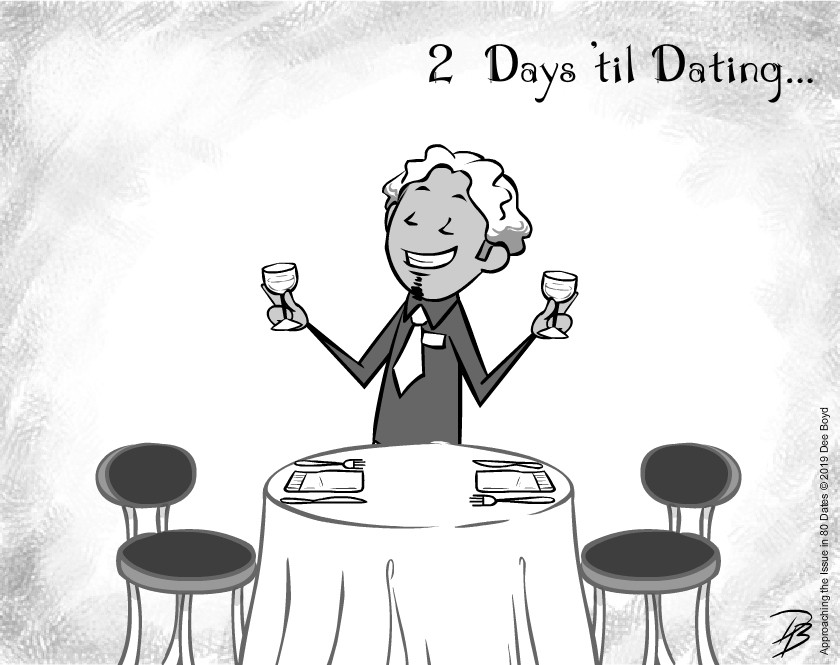 2 Days 'til Dating...