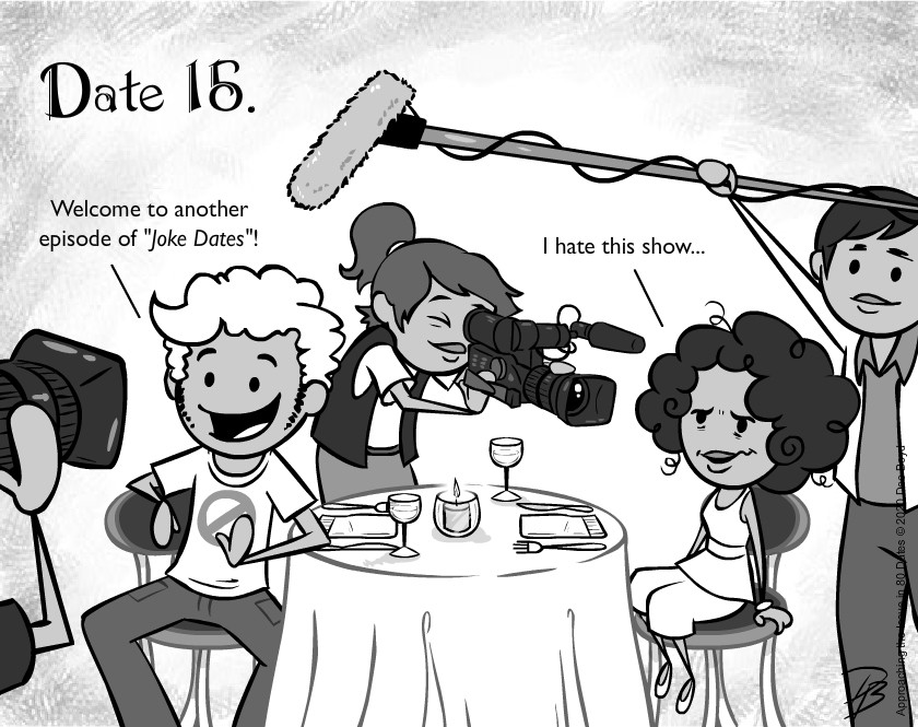 Date 15 - Mr. Reality TV