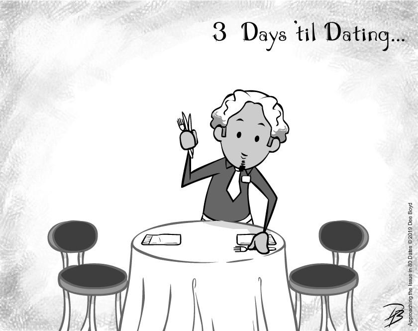 3 Days 'til Dating...