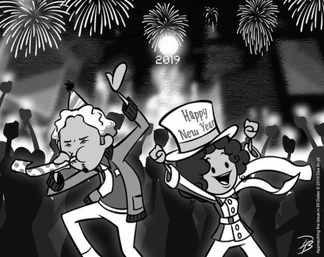 Happy NewYears! 2019