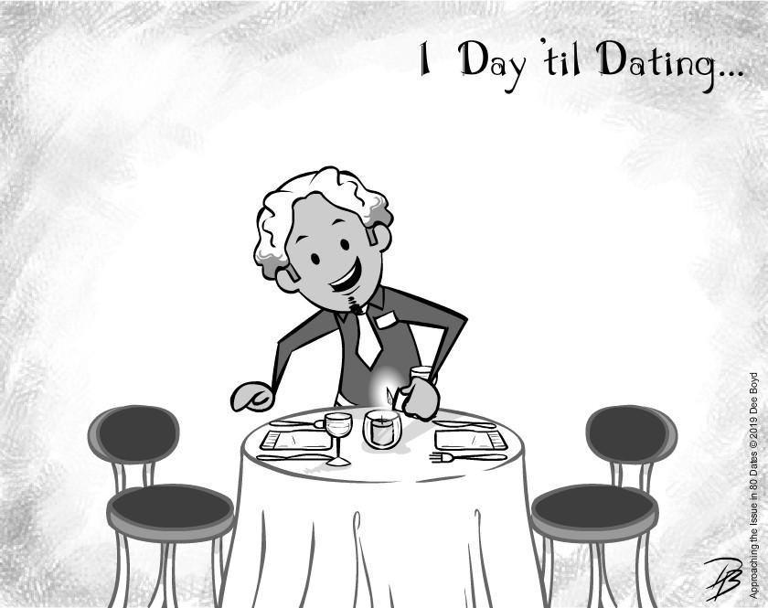 1 Days 'til Dating...