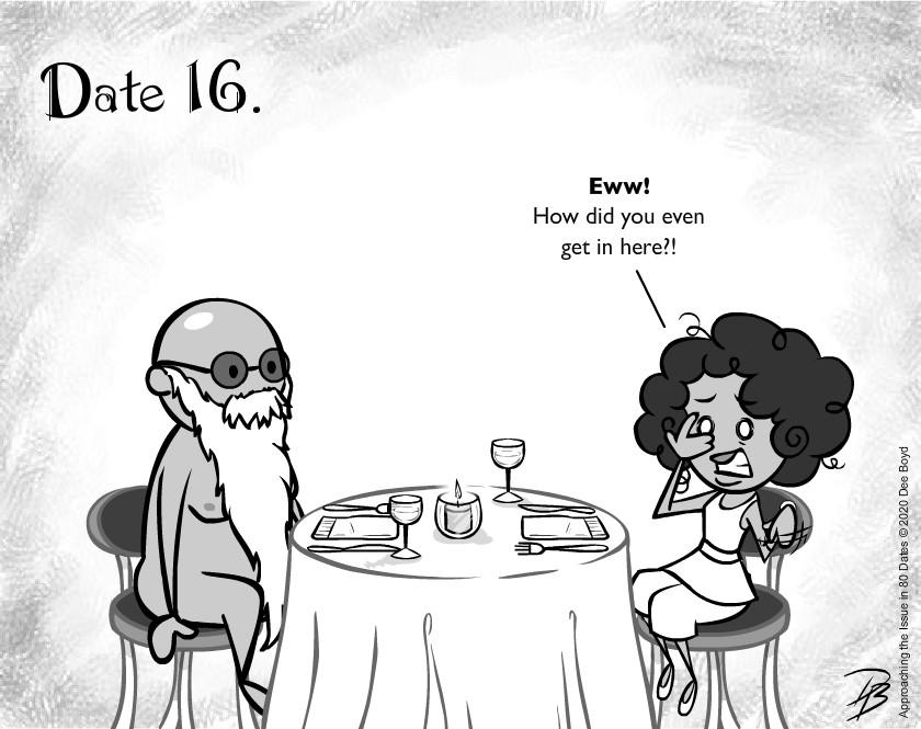 Date 16 - Mr. Nude