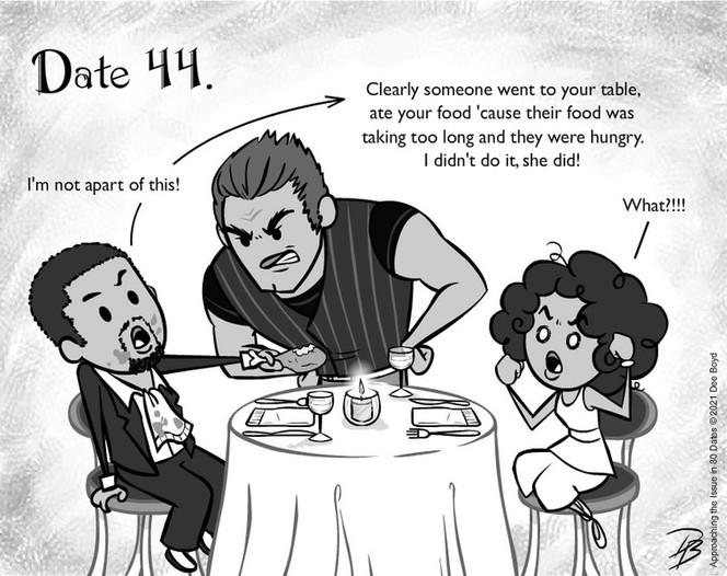 Date 44 - Mr. Tough Guy