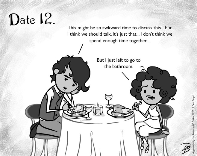Date 12 - Mr. Needy